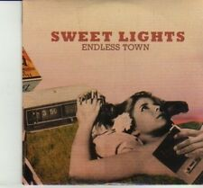 (DJ125) Sweet Lights, Endless Town - 2012 sealed DJ CD