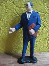 "FIGURINE GILBERT 1965 BOND 007 MISTER ""M"""