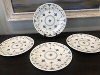 Set of 4 Churchill FINLANDIA (COLUMBIA) 10 Inch Dinner Plate Lot