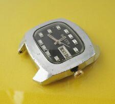 RAKETA BLACK BIG Vintage Russian SOVIET USSR 2628 Wrist watch ROCKET 1