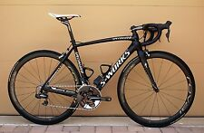 2012 54cm Specialized Road Bike S-Works Tarmac SL4 10 Speed Di2 with Power Meter
