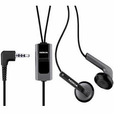 GENUINE HS-47 NOKIA 6700 SLIDE,6220,2330 CLASSIC EARPHONES HEADPHONES HANDSFREE