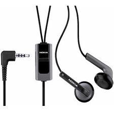 GENUINE HS-47 NOKIA 6700 SLIDE,6220,2330 CLASSIC EARPHONES HEADPHONES HANDSFREE