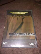 RARE Documentary Films Of Harun Farocki: Indoctrination DVD SEALED