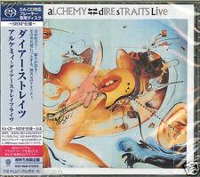 SHM SACD DIRE STRAITS Alchemy : Dire Straits Live Limited Edition Japan ver.