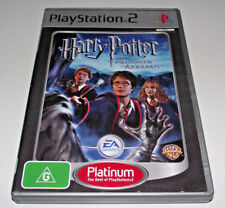 Harry Potter and the Prisoner of Azkaban PS2 (Platinum) PAL *Complete*