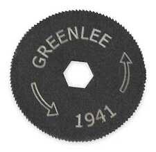 Greenlee 1941-5 Bx/Flexible Conduit Cutter Blades,Pk5