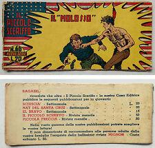 Striscia IL PICCOLO SCERIFFO IIª Serie N 60 TORELLI 1952