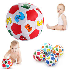 Applied Kids Baby Educational Toy Toddler Learning Colorful Number Rubber Ball