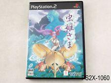 Mushihimesama Playstation 2 Japanese Import JP Japan Taito Cave PS2 US Seller B