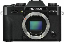 [NEAR MINT]  Fujifilm X-T20 24.3MP Digital Camera Body Black  N118