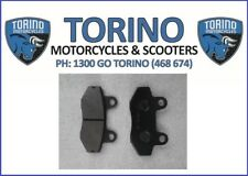 Torino Front Brake Pads Aero & Famosa - OEM Spare Parts