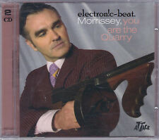 MORRISSEY You Are The Quarry w Irish Blood DELUXE ED CD + DVD ntsc THE SMITHS