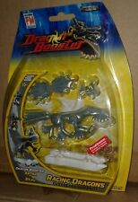 JAKKS PACIFIC 2005 DRAGON BOOSTER RACING DRAGONS FIGURE DRAGON BEAU & BOOSTER