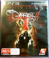 PS3 Darkness 11 Inc Manual