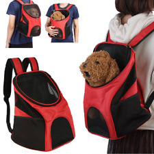 Pet Carrier Backpack Capsule Travel Walking Dog Cat Bag Small Large Breathable
