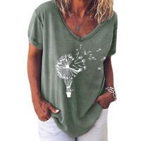 Women T-shirt V-Neck Short Sleeve Female T-Shirt Casual Solid Lady Tshirt Tops