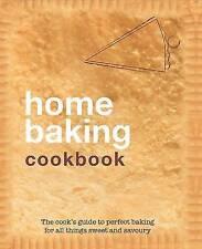 Home Baking Cookbook by Parragon (Hardback, 2009)
