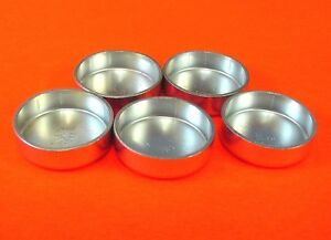 """Fits GM 5pk 1-3/8"""" Freeze Expansion Plugs Zinc Plated Steel Engine Cylinder NOS"""