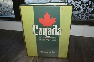 Mayfairstamps Canada 1912-1991 MNH Collection 1270 Stamps in Harris Album