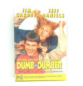 Dumb And Dumber DVD Region 4 Pal Australia