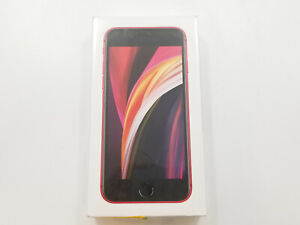 Apple iPhone SE 2nd Gen A2275 Red AT&T 64GB Clean IMEI -BT7686 W