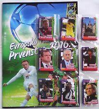 EURO 2016 FRANCE SchoolShop empty album with FULL set  stickers