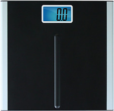 "Eatsmart Precision Premium Digital Bathroom Scale With Lcd And ""Step-On"