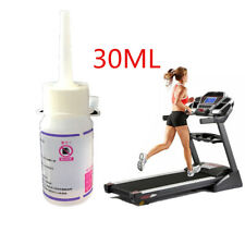 30ml Clear Silicone Oil Treadmill Belt Lubricant Walk Running Lube Plate Board W