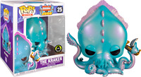 MYTHS The Kraken Funko Pop Vinyl New in Mint Box + Protector