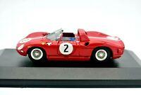 Model Car Ferrari 330 P Paris N.2 modellcar Scale 1/43 diecast Art Model