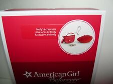 American Girl Molly Beforever Meet Accessories Complete Retired No Doll