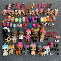 100+ Queen Bee Neon QT Doll With 15PCS Lil Sister & Bunny Pets Gift Bundle