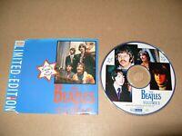 Beatles  Volume II Ltd Ed. Interview Disc cd + Inlay Ex+ Condition  (C25)