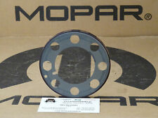 Crankshaft Pulley Jeep Grand Cherokee 14-21 3.0CRD 68102345AA Genuine New Mopar