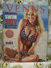 Venus USA Swimwear Swimsuit Catalog V518 2008 Morena Corwin
