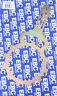 EBC Clutch Basket Holding Tool CT008 26-8208 3803-0041 57-78008