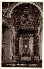Rom Roma Italien Italia Vatikanstadt Vatikan Vaticano ~1930 St. Petri Petersdom