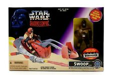 Star Wars Shadows of The Empire - Swoop Vehicle & Swoop Trooper Action Figure