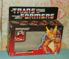 original G1 Transformers RODIMUS PRIME empty BOX (only)