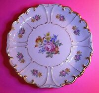 "JLMENAU Graf von Henneberg Large Plate  Serving Platter 12"" EXCELLENT CONDITION"