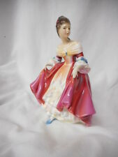 """Royal Doulton Figurine Southern Belle Hn2229 1957 8"""" Tall"""