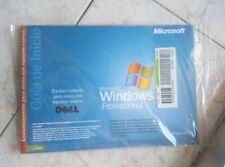 WINDOWS XP SP2 de Dell en ESPAÑOL - Precintado de fábrica / Nuevo