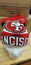 SAN FRANCISCO 49ERS KIDS BOYS KNIT HAT NFL NWT