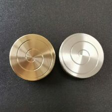 Stress Relief Coin Anti-Stress Kinetic Adults Children Metal Spinner Toy