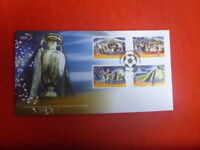 2004 GREECE EUROPEAN CUP WIN FIRST DAY COVER SET OF 4 STAMPS