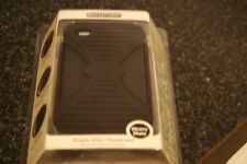 New Black Wireless Gear Triple Play Shock Absorbing Hardcase for iPhone 4 & 4s