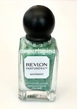 Revlon Parfumerie WINTERMINT Nail Polish NEW