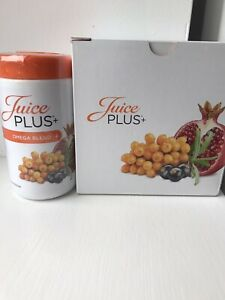 Juice plus omega capsules 120 new sealed 05/2021