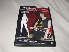 Urban Striptease Aerobics Vol. 2 DVD Tricia Murphy Strip Tease Workout Exercise